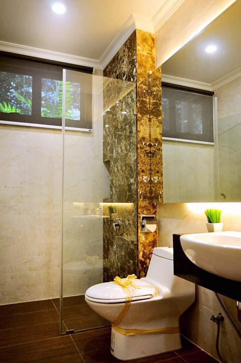 Contemporary, Condo, Bathroom, Sri Laguna, Interior Designer, 3 Concepts, Indoors, Interior Design, Room, Sink