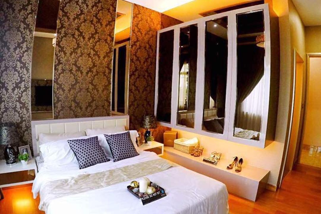 Sri Laguna, 3 Concepts, Contemporary, Bedroom, Condo, Spa
