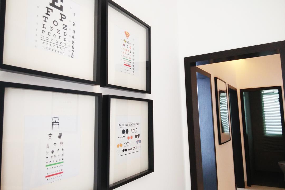 D' Lagoon, MODS Design, Contemporary, Condo, Receipt, Text