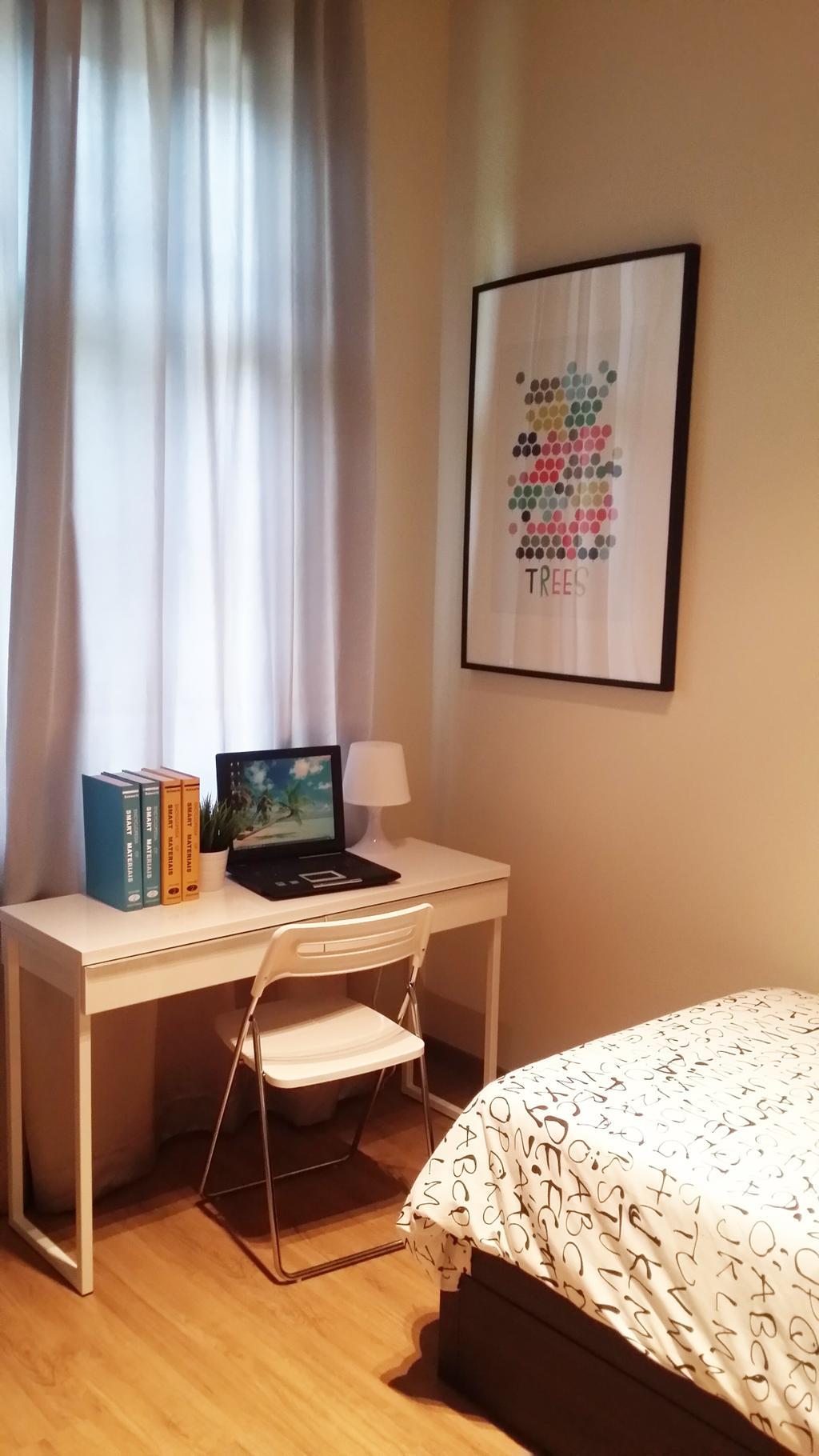 Contemporary, Condo, Bedroom, Adda Heights Show Unit (3B), Interior Designer, MODS Design