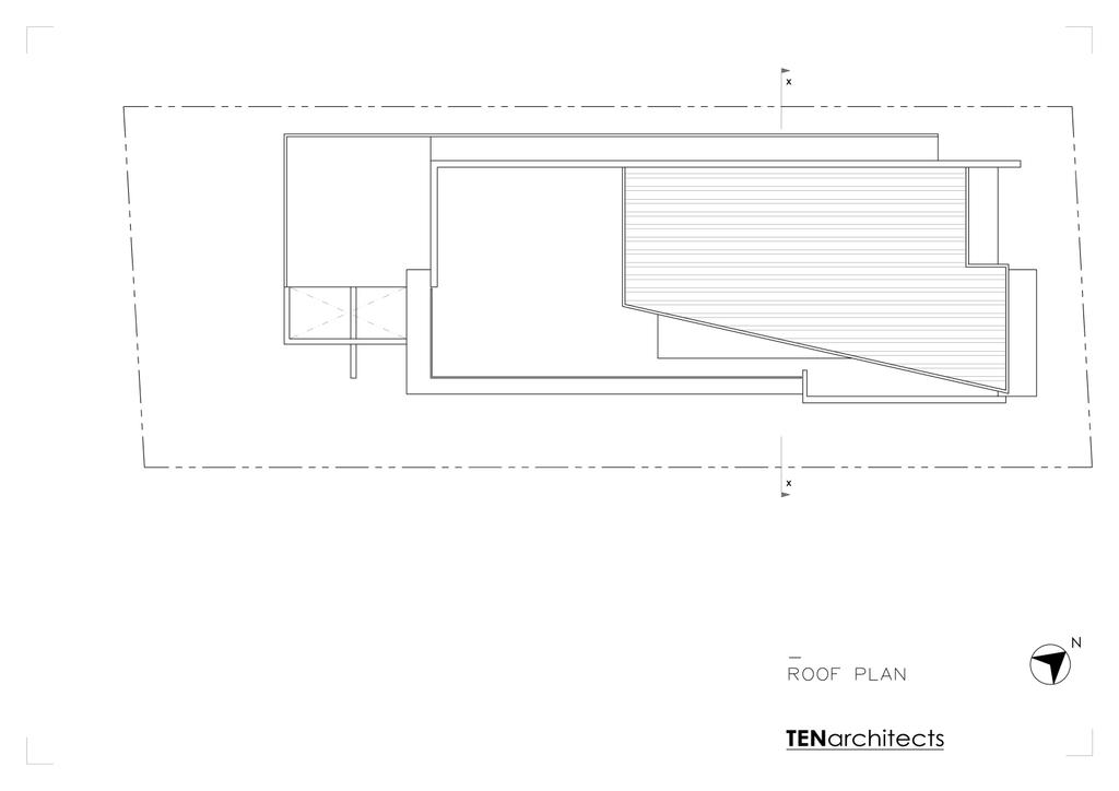 Modern, Landed, 26 Berrima Road, Architect, TENarchitects, Floor Plan