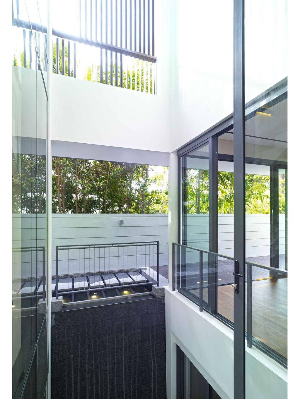Modern, Landed, 26 Berrima Road, Architect, TENarchitects, Window