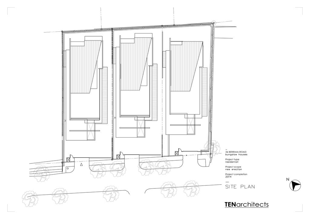 Modern, Landed, 26 Berrima Road, Architect, TENarchitects, Floor Plan, Diagram, Plan