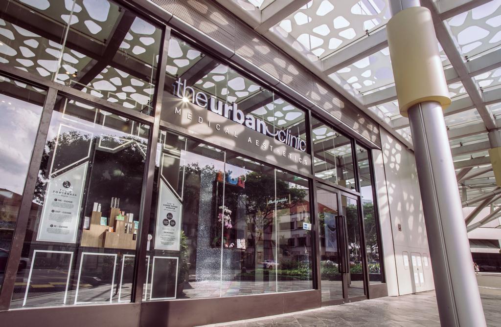 The Urban Clinic, Commercial, Interior Designer, Urban Habitat Design, Transitional