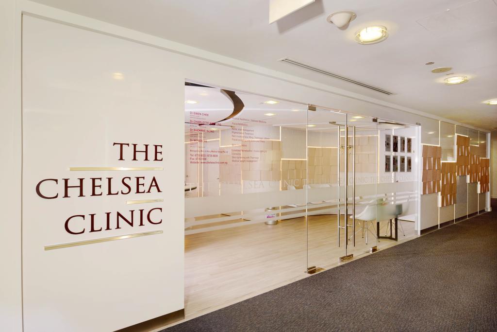 The Chelsea Clinic, Commercial, Interior Designer, Urban Habitat Design, Modern