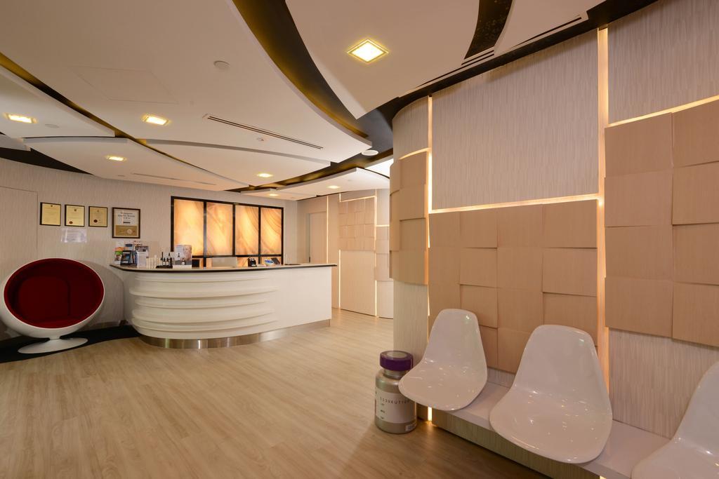 The Chelsea Clinic, Commercial, Interior Designer, Urban Habitat Design, Modern, Chair, Furniture, Indoors, Interior Design