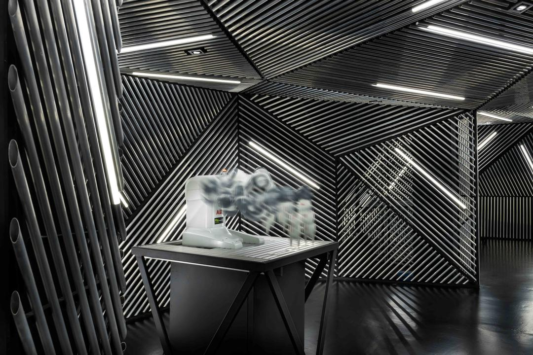 Race Robotics Lab, Ministry of Design, Industrial, Commercial, Chair, Furniture, Triangle