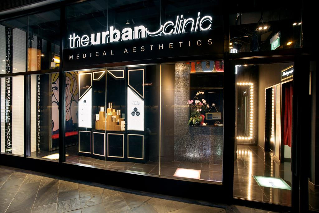 The Urban Clinic, Commercial, Interior Designer, Urban Habitat Design, Transitional, Shop
