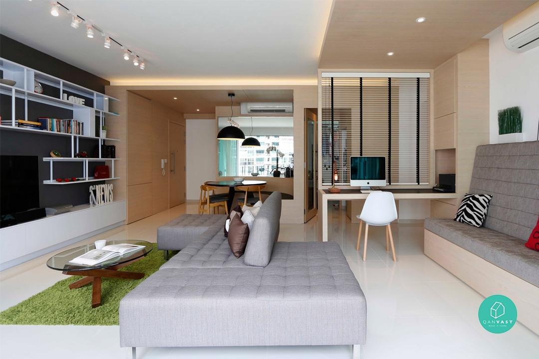 3Gen Flats Design