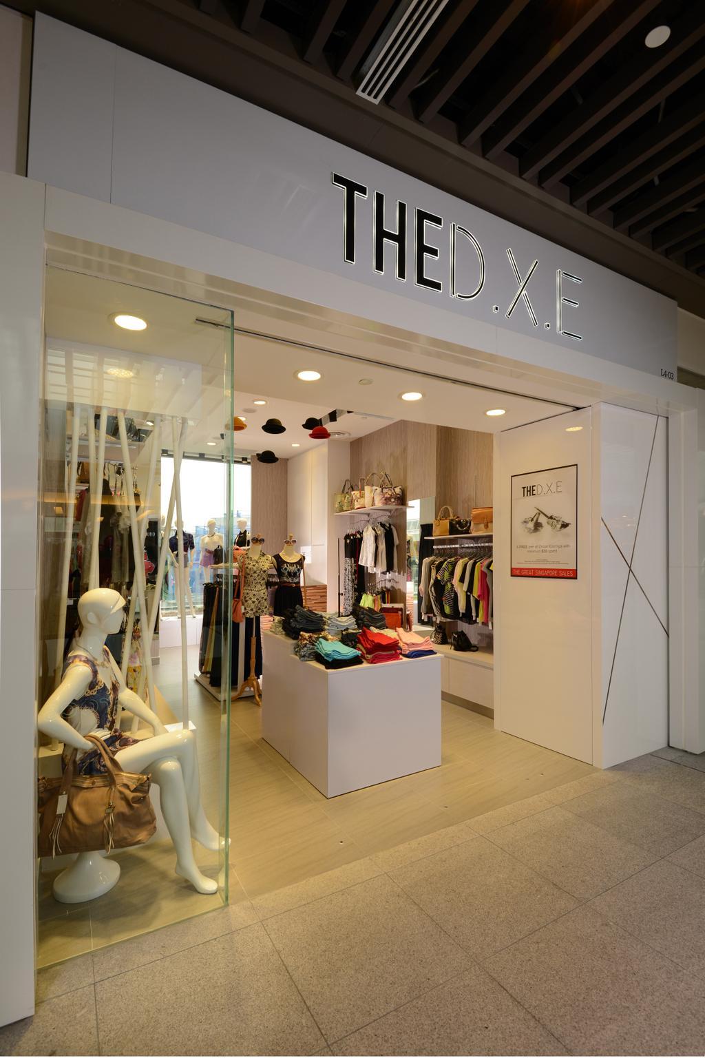 The D.X.E, Commercial, Interior Designer, Urban Habitat Design, Modern, Human, People, Person, Mannequin, Shop, Boutique