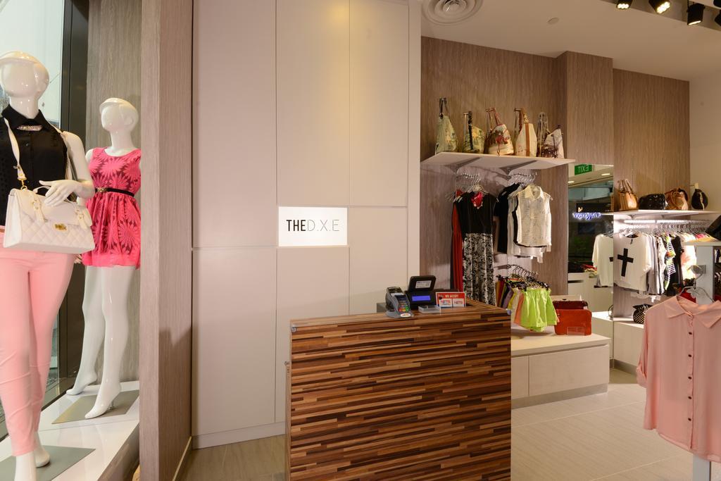 The D.X.E, Commercial, Interior Designer, Urban Habitat Design, Modern, Human, People, Person