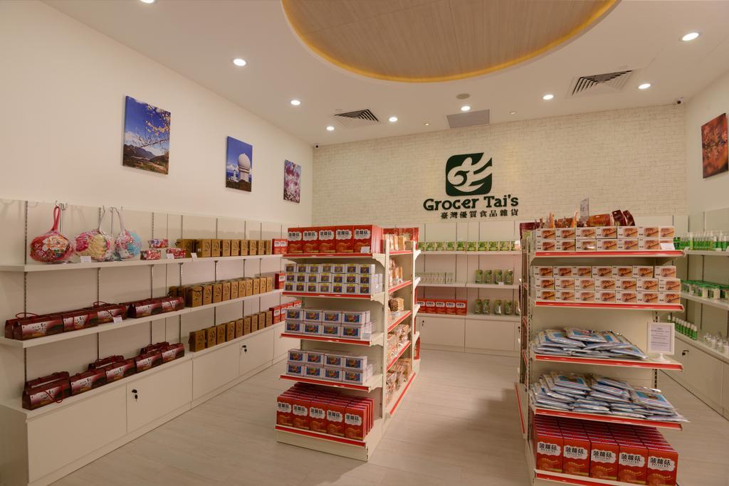 The Grocer Tai's, Commercial, Interior Designer, Urban Habitat Design, Minimalistic