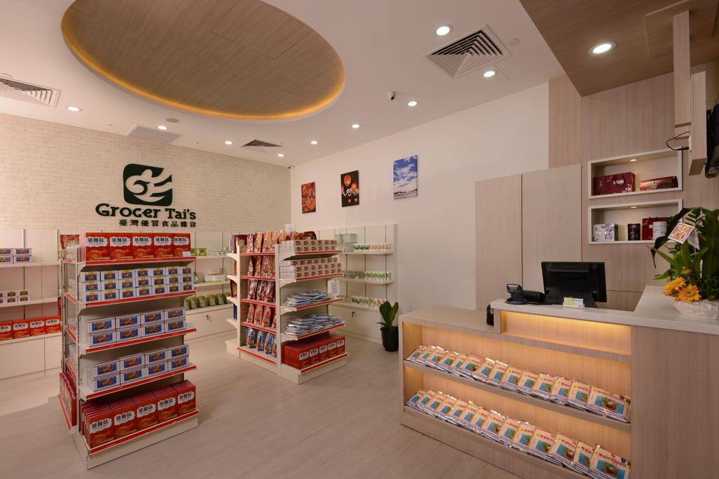 The Grocer Tai's, Commercial, Interior Designer, Urban Habitat Design, Minimalistic, Flora, Jar, Plant, Potted Plant, Pottery, Vase