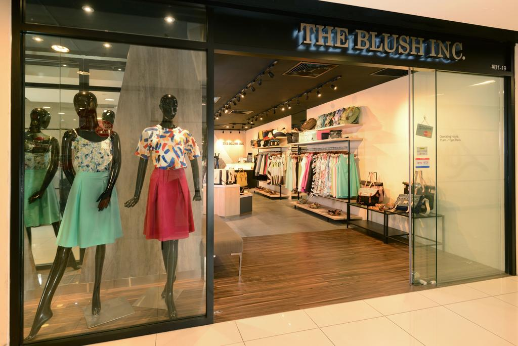 The Blush Inc., Commercial, Interior Designer, Urban Habitat Design, Modern, Human, People, Person, Apparel, Clothing