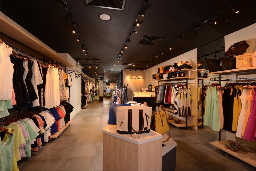 The Blush Inc., Commercial, Interior Designer, Urban Habitat Design, Modern, Apparel, Clothing