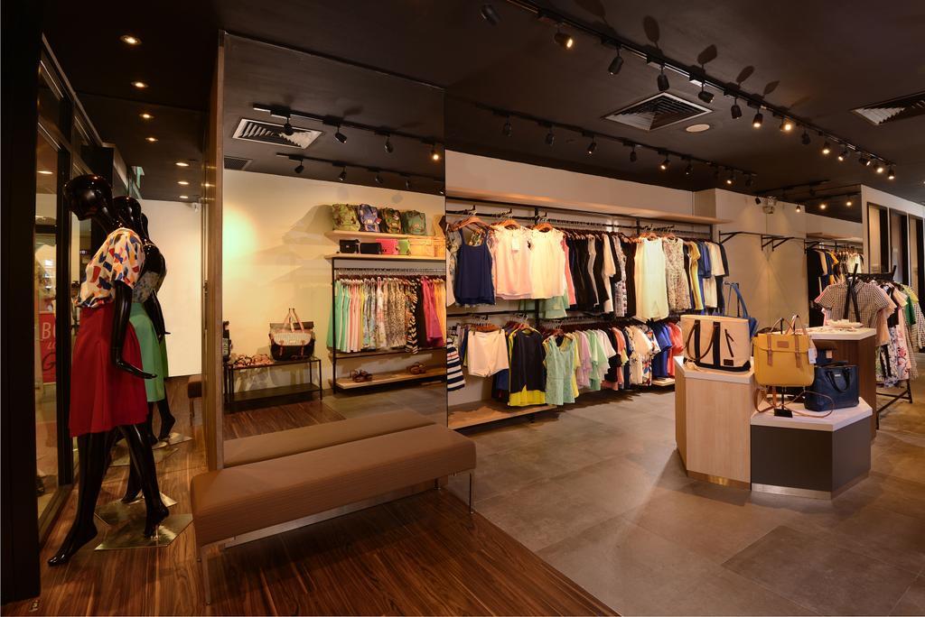 The Blush Inc., Commercial, Interior Designer, Urban Habitat Design, Modern, Human, People, Person, Flooring, Shop, Art, Art Gallery