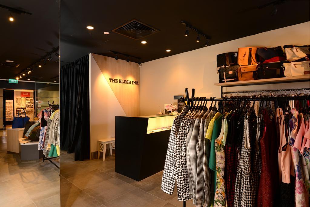 The Blush Inc., Commercial, Interior Designer, Urban Habitat Design, Modern, Boutique, Shop
