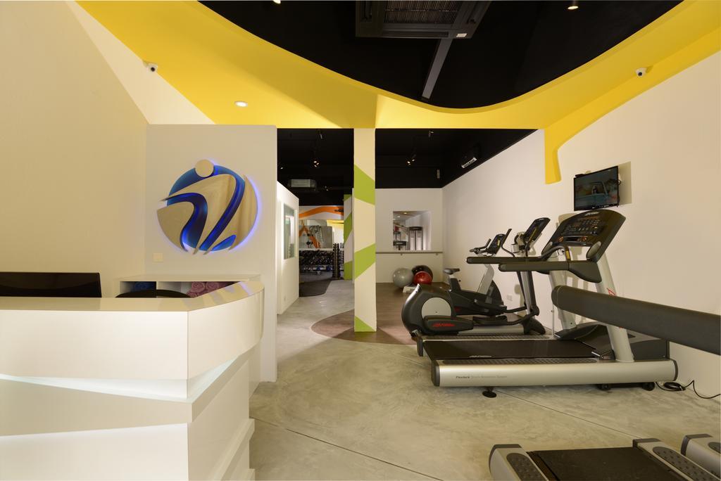 Gym & Tonic, Commercial, Interior Designer, Urban Habitat Design, Modern