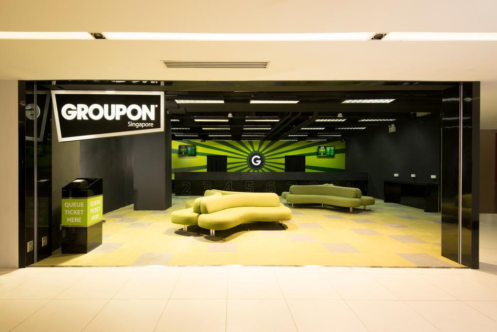 Groupon, Commercial, Interior Designer, Urban Habitat Design, Modern, Couch, Furniture, Indoors, Room