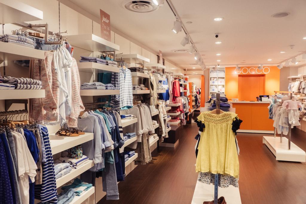 Gocco, Commercial, Interior Designer, Urban Habitat Design, Modern, Human, People, Person, Apparel, Clothing, Shop, Boutique