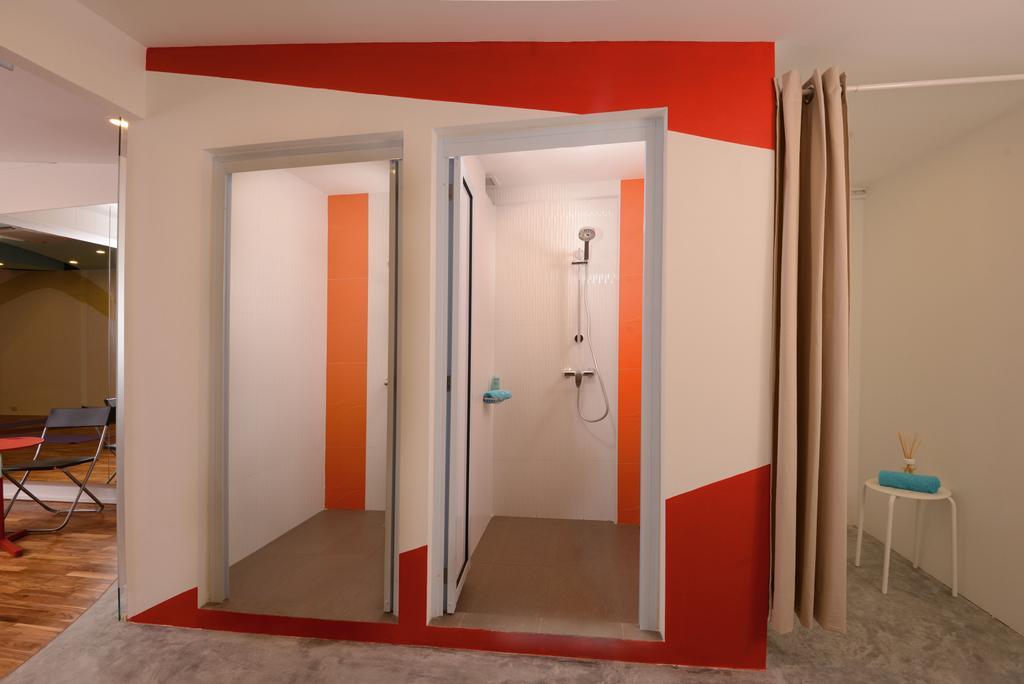 Gym & Tonic, Commercial, Interior Designer, Urban Habitat Design, Minimalistic