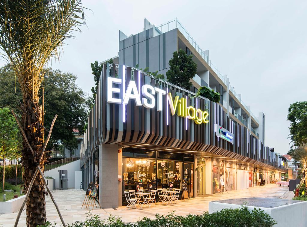 East Village, Commercial, Interior Designer, De Exclusive Design Group, Contemporary, Building, Hotel, Inn, Diner, Food, Meal, Restaurant