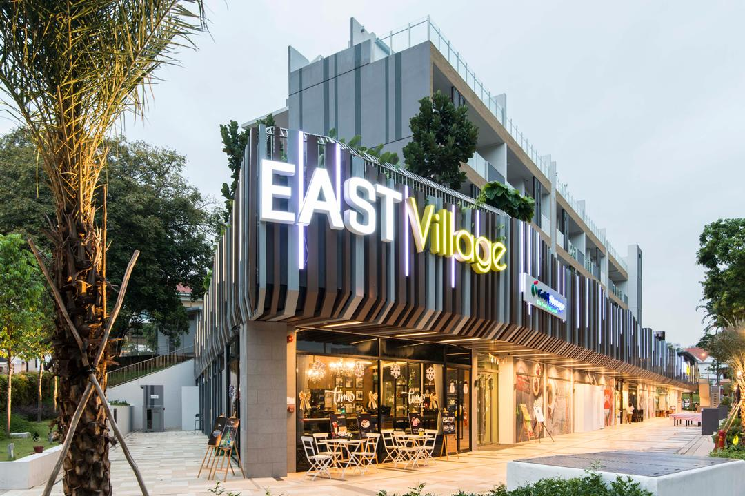 East Village, De Exclusive Design Group, Contemporary, Commercial, Building, Hotel, Inn, Diner, Food, Meal, Restaurant