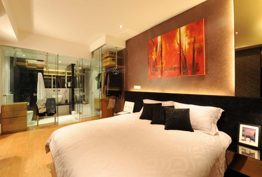 Contemporary, Condo, Bedroom, Icon, Interior Designer, MyDesign Interiors, Bed, Furniture, Indoors, Room