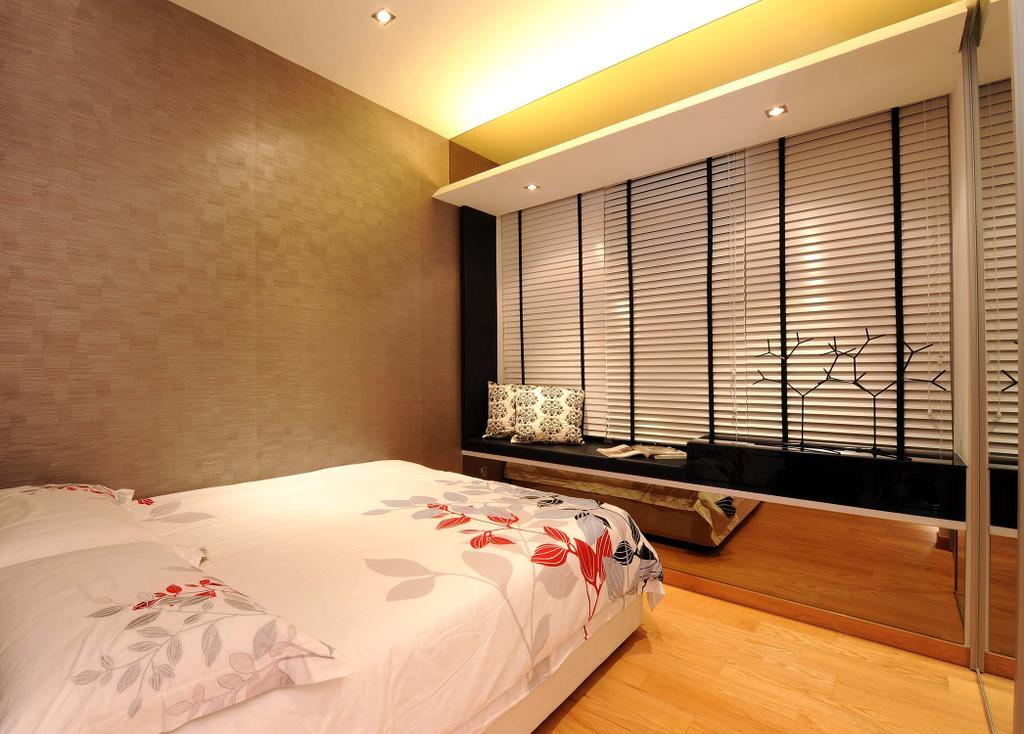 Contemporary, Condo, Bedroom, Icon, Interior Designer, MyDesign Interiors, Bed, Furniture