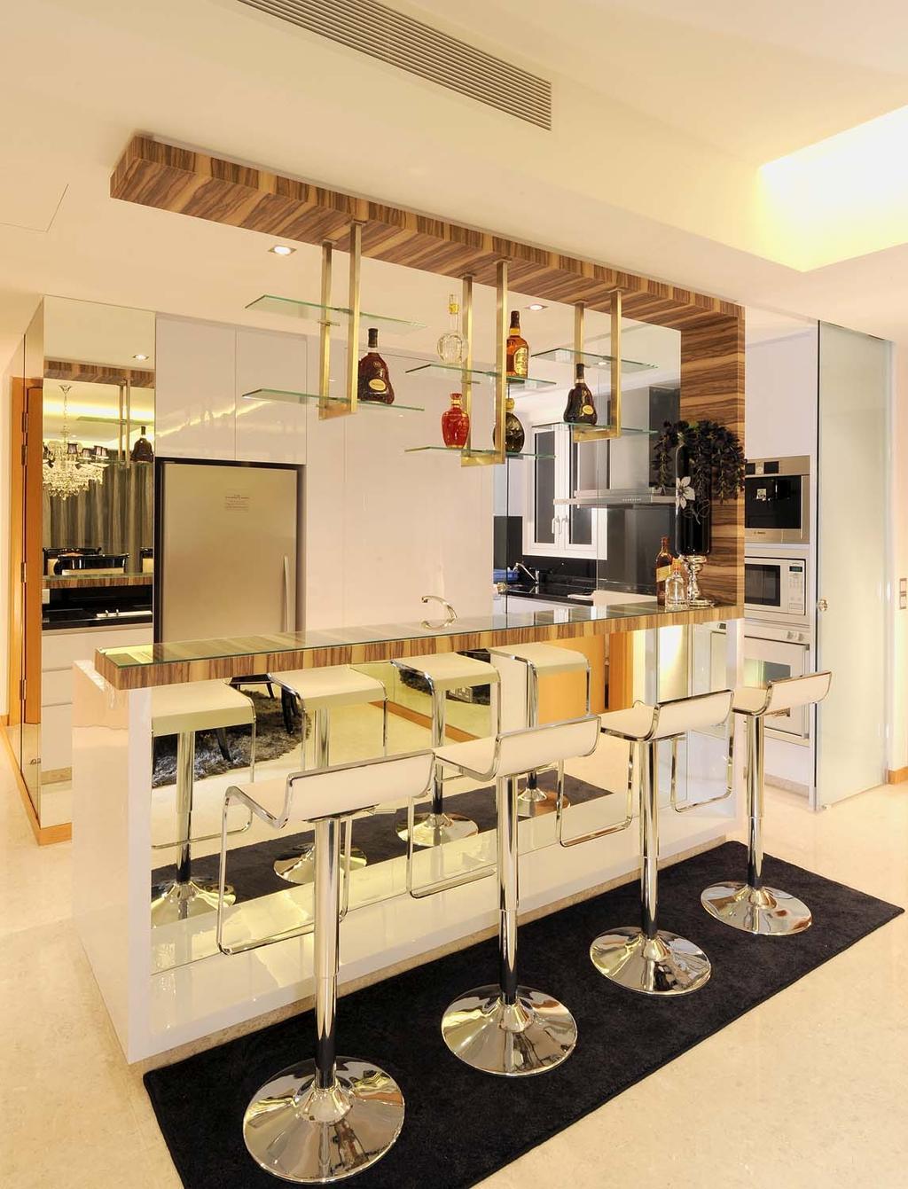 Contemporary, Condo, Kitchen, Icon, Interior Designer, MyDesign Interiors, Chair, Furniture