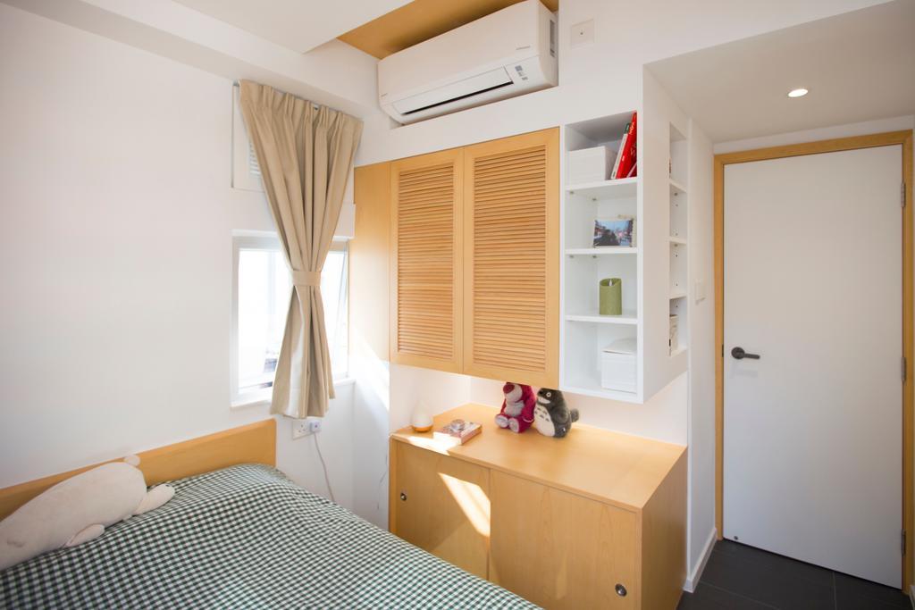 過渡時期, 私家樓, 睡房, 珍珠閣, 室內設計師, am PLUS Designs Limited, 傳統, Indoors, Interior Design, Room