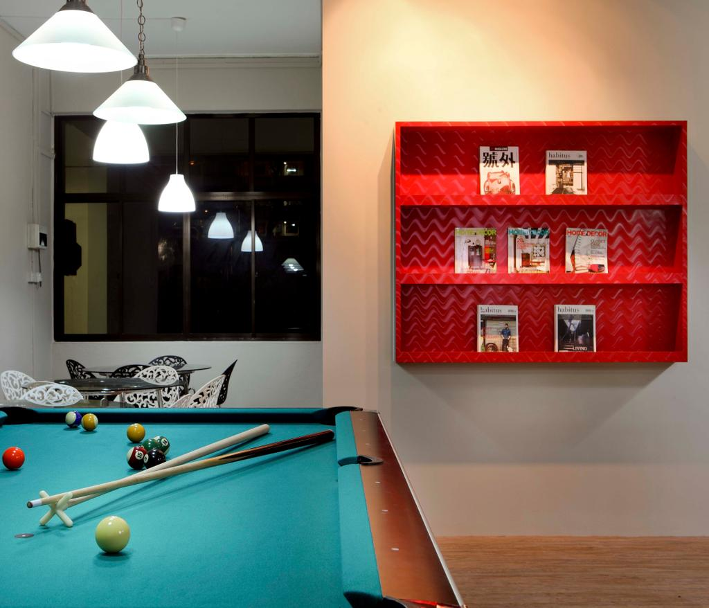 Youth Chapter, Commercial, Interior Designer, De Exclusive Design Group, Traditional, Lighting