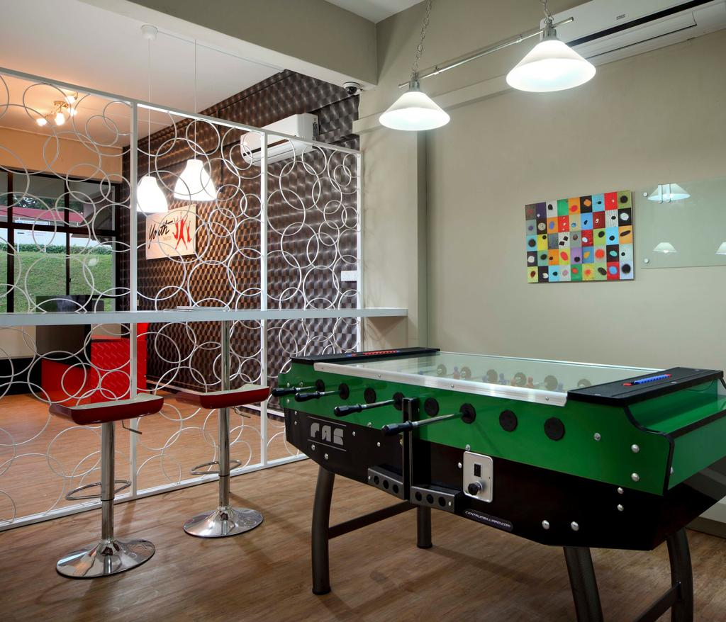 Youth Chapter, Commercial, Interior Designer, De Exclusive Design Group, Traditional, Balcony, Art, Modern Art, Billiard Room, Furniture, Indoors, Pool Table, Room, Table, Chair