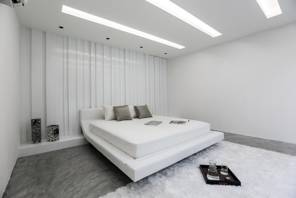 Modern, Landed, Bedroom, 42 Jalan Irrawaddy, Interior Designer, Nevermore Group