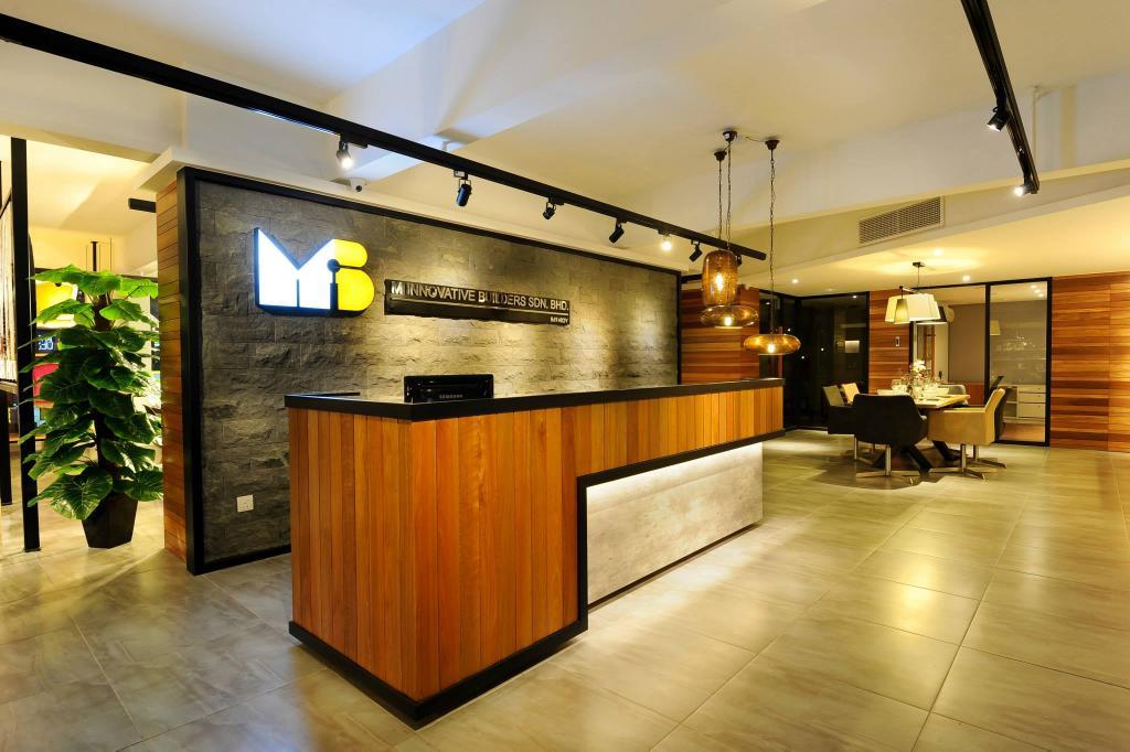 Showroom, Commercial, Interior Designer, M innovative Builders, Flooring