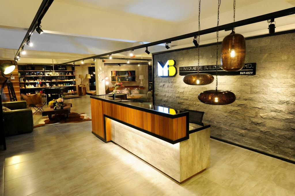 Showroom, Commercial, Interior Designer, M innovative Builders, Couch, Furniture, Shop