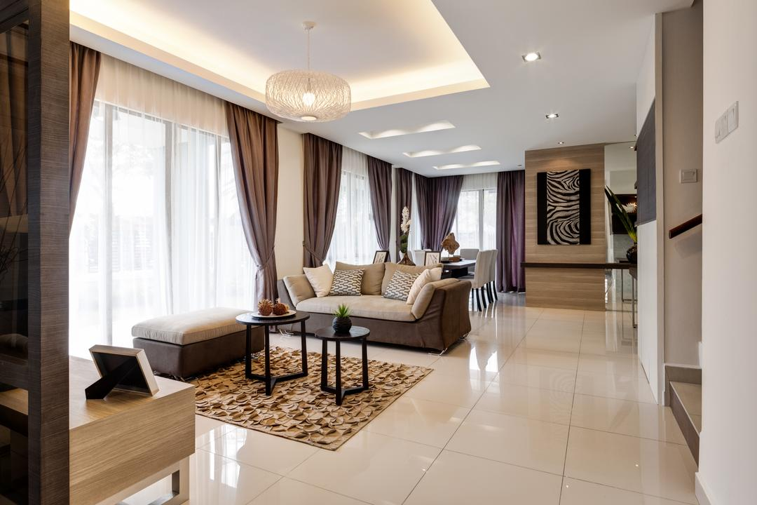Topaz Show House Interior Design Renovation Projects In Malaysia
