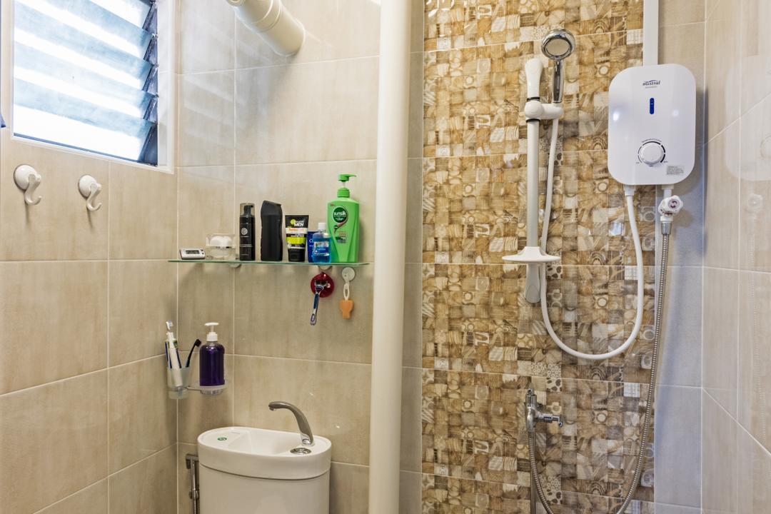Bedok North (Block 519), DB Studio, Modern, Bathroom, HDB, Plumbing