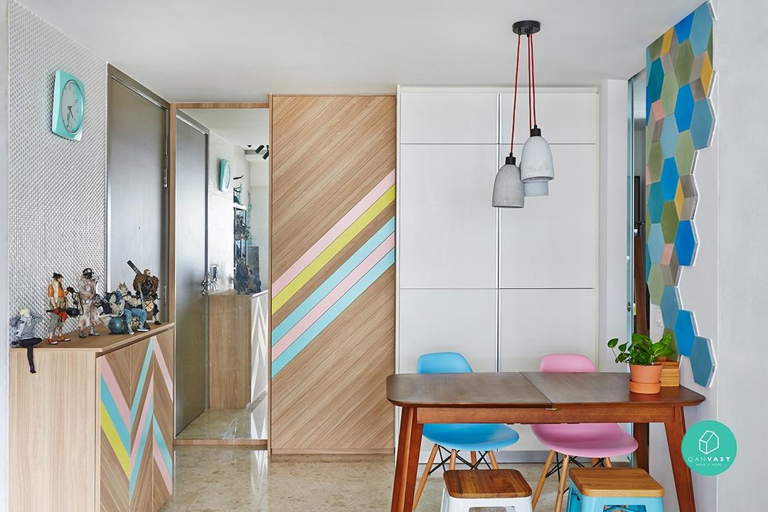 Turn Your Home Into A Wonderland With Patterns and Prints