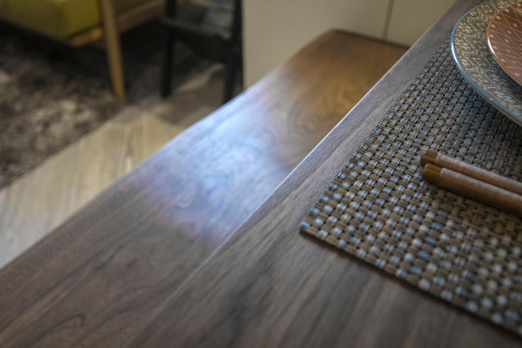 工業, 私家樓, 睡房, 曉暉花園, 室內設計師, Zinc Studio, 北歐, Coffee Table, Furniture, Table, Hardwood, Wood
