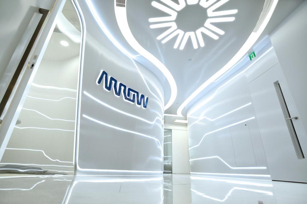 Arrow, 商用, 室內設計師, Zinc Studio, 摩登