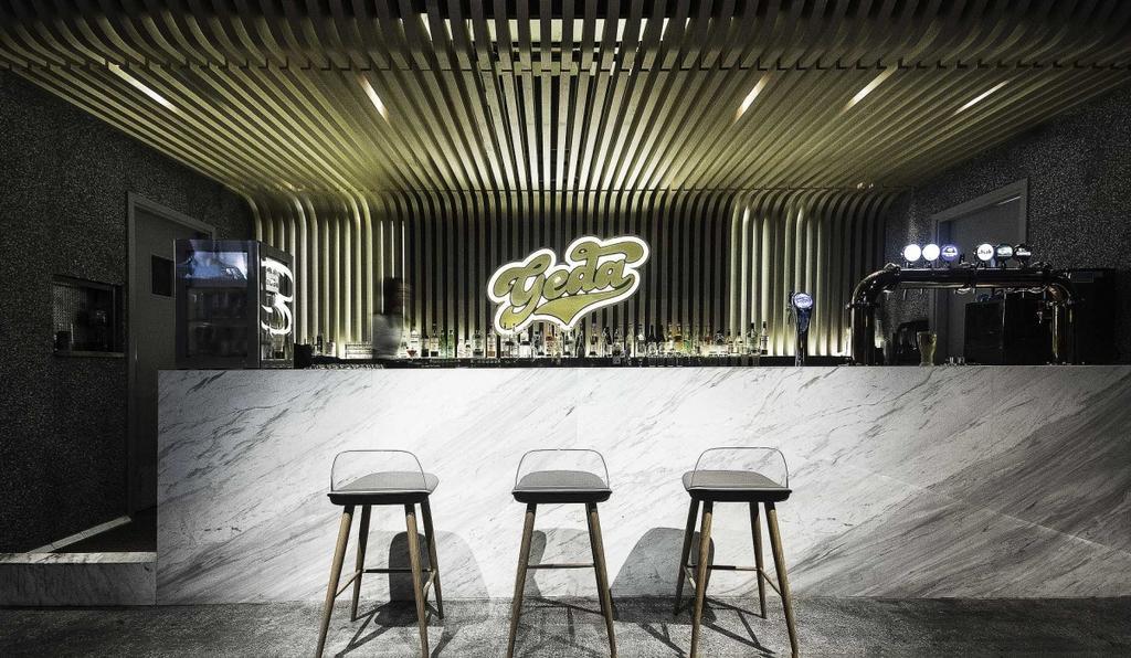 Geda, 商用, 室內設計師, Zinc Studio, 復古, 工業, Chair, Furniture, Bar Stool
