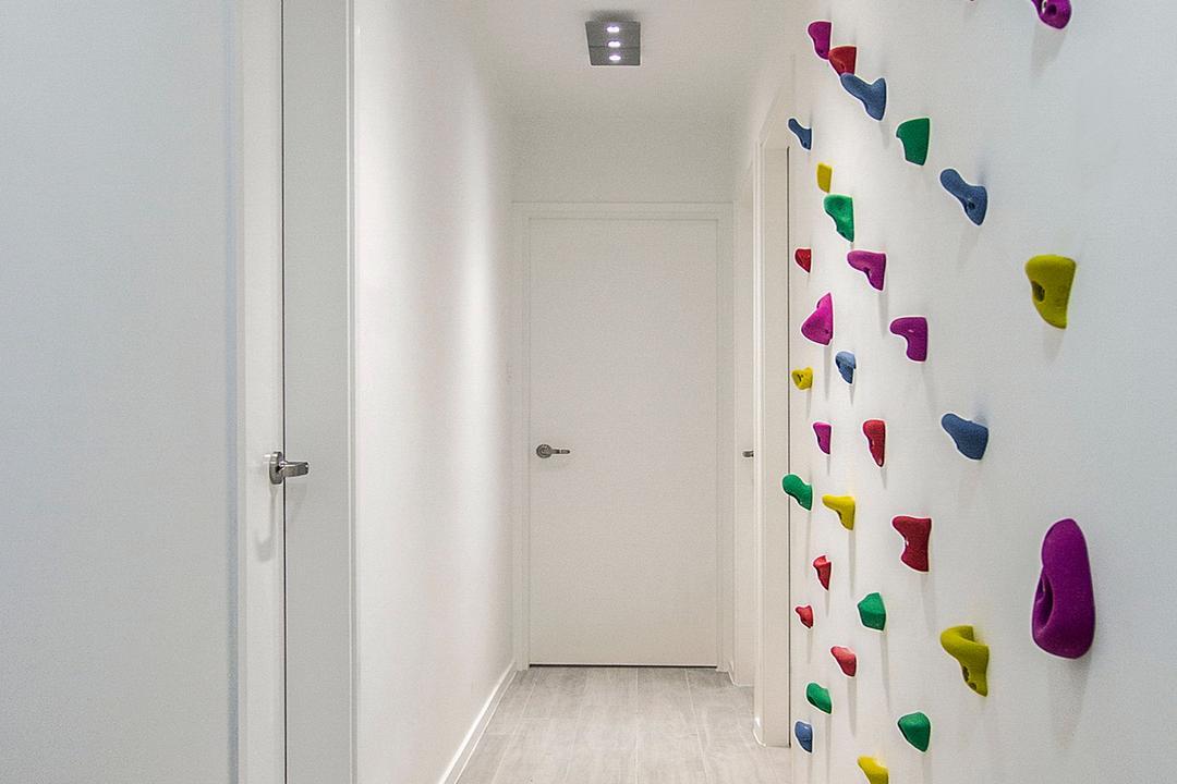 駿景園, Zinc Studio, 當代, 客廳, 私家樓, Confetti, Paper
