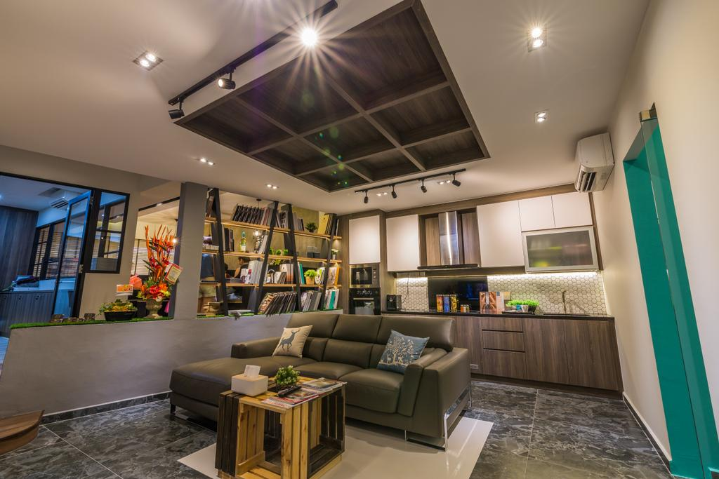 Flo Design Showroom, Commercial, Interior Designer, Flo Design, Modern, Scandinavian, Couch, Furniture, Flora, Jar, Plant, Potted Plant, Pottery, Vase