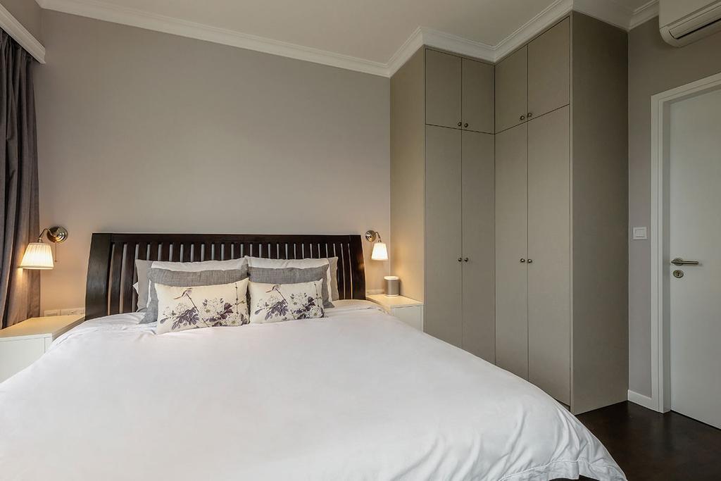 Contemporary, Condo, Bedroom, One Canberra, Interior Designer, Icon Interior Design, Indoors, Interior Design, Room