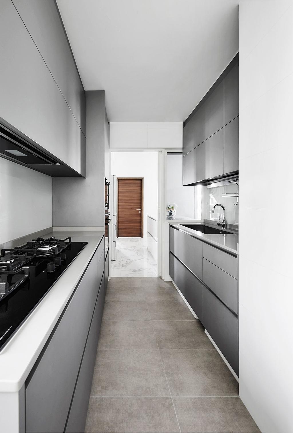 Modern, Condo, Kitchen, The Nautical, Interior Designer, Icon Interior Design, Appliance, Electrical Device, Oven