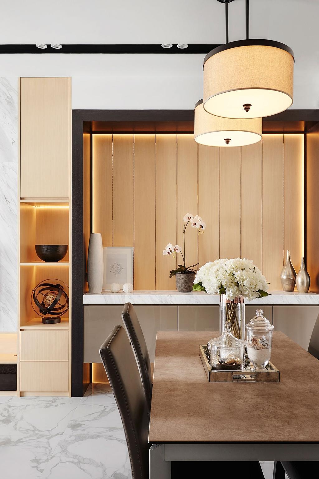 Modern, Condo, Living Room, The Nautical, Interior Designer, Icon Interior Design, Indoors, Interior Design, Dining Room, Room