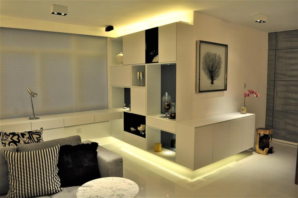摩登, 私家樓, 客廳, 金星閣, 室內設計師, Space Design, 工業, Appliance, Electrical Device, Oven, Couch, Furniture, Indoors, Interior Design