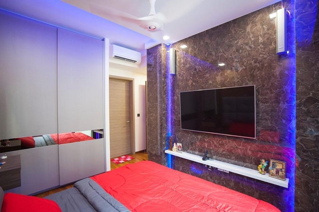 Contemporary, Condo, Pasir Ris Grove (Block 123), Interior Designer, EightySeven Studio