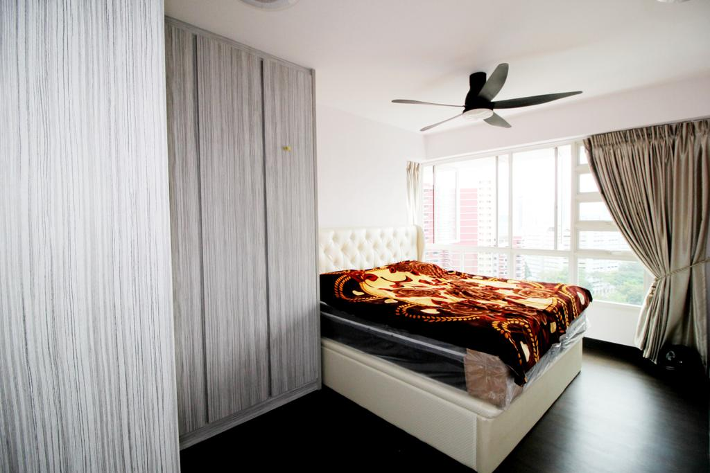 Traditional, HDB, Bedroom, Bukit Batok (Block 296A), Interior Designer, EightySeven Studio